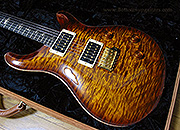 Private Stock Custom24 Double Stained McCarty Tobacco burst finish