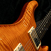 McCarty Brazilian Neck - Violin Amber - BRW & Moon Inlays