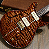 PRS Private Stock PS#2010 SantanaⅡ Semi Hollow - Beige Burst - P-90 BZF