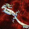 1980 WEST STREET LIMITED - Vintage Mahogany - BZF, Small Dragon inlay
