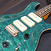 PRS 2000 Custom22 Soapbar 10top Bird - turquoise -
