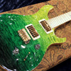 PRS Custom24 Artist Package Quilt / Swamp Ash Body & Figured Maple Neck  - Custom Color -