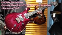 Paul Reed Smith(PRS) {BUG} 特別選定商談会 Hand Select Custom24 w/ Bird inlays Angry Larry ◆動画あり◆