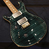 PRS 2012 Custom24 Lefty Limited 10Top -Teal Black-