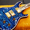 Paul Reed Smith PRS PS#1342 Private Stock 10th Anniversary Custom24 BRW neck BZF Aquamarine Burst ハカランダ Brazilian プライベートストック