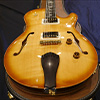 PRS PS5995 Singlecut Archtop Toned Top with Smoked Burst
