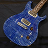 PRS 2014 Paul's Guitar BZF Dirty Artist Flame  -Faded Blue Jean-
