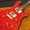 #1403 Custom24 STP /  BRW neck & FB / Scarlet Red