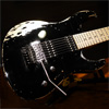 Suhr J Select Series Quilt Standard with 510 -Trans Black- サー 正規品