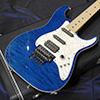 TOM ANDERSON Drop Top Classic FRT -Translucent Blue with Binding and Black Back-