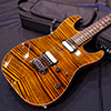 T's Guitars DST-DX 22 Hand Select 5A+ Top -Tiger Eye-【BUG Special Order】