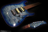 T's Guitars DST-Pro24 Mahogany Limited - 2019 Version -