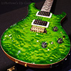 PRS P24 Trem Artist Package 2014 NAMM Model -Eriza Verde- Quilted Maple Top / Brazilian Rosewood Fingerboard / Rosewood Neck