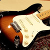 Fender Custom Shop '56 Stratocaster NOS -2Tone Sunburst- (2008) / Mid Boost Circuit & Noiseless PU!! / 正規輸入品